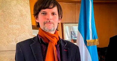 """Vaca Narvaja: """"China fue clave para que no colapsara el sistema sanitario argentino"""""""