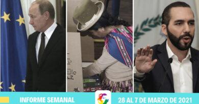 Informe Semanal (28/2 al 7/3)