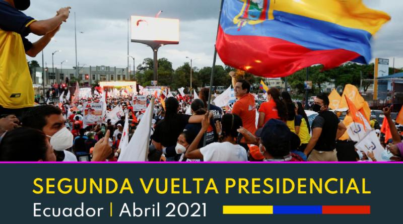 Perspectiva Latinoamericana   10 claves de la segunda vuelta presidencial en Ecuador