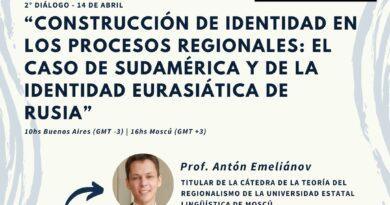 Diálogos del Sur Global   Construcción de identidad en los procesos regionales: el caso de Sudamérica y de la identidad eurasiática de Rusia