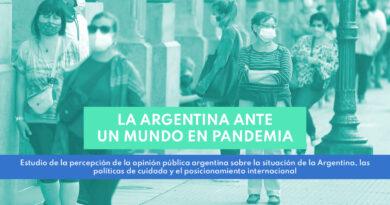 La Argentina ante un mundo en Pandemia