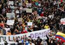 El estallido de Colombia es similar al que ocurrió en Chile