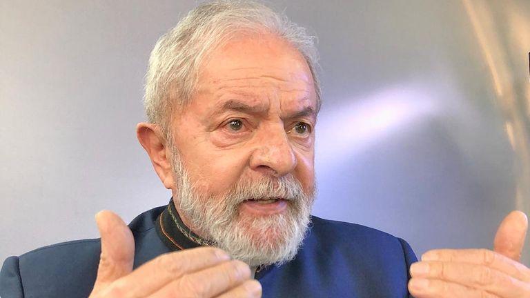 Lula: Sobre Cuba