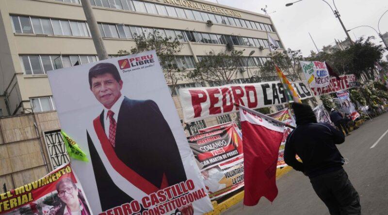 Perspectiva Latinoamericana   El gobierno de Castillo: ¿un nuevo horizonte para el Perú?